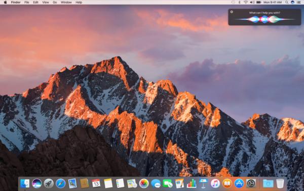 macOS Sierra: Διαθέσιμο για αναβάθμιση!