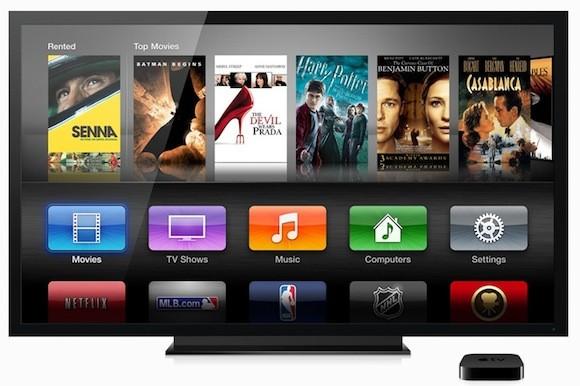 Σχετικά με το γραφικό περιβάλλον (UI) του νέου Apple TV