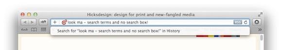 OmniBar: μετατρέψτε την URL bar του Safari όπως του Chrome