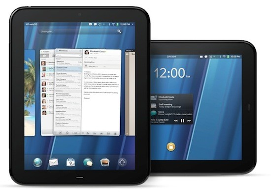 Η HP ανακοινώνει το TouchPad