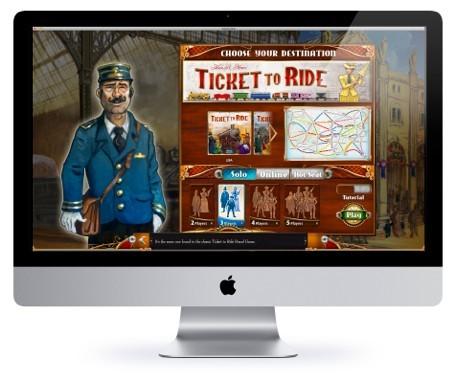 Ticket to Ride: Διαθέσιμο τώρα και για Mac