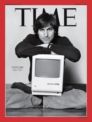 Ο Steve Jobs για τελευταία φορά στο εξώφυλλο του TIME