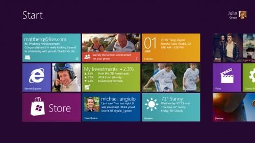 Επιβεβαιώνεται η ύπαρξη app store στα Windows 8