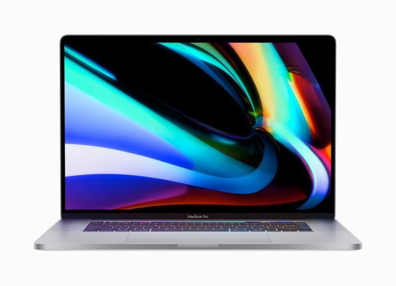 16'' MacBook Pro: Πανίσχυρο, με νέο πληκτρολόγιο και τιμή έως $6099