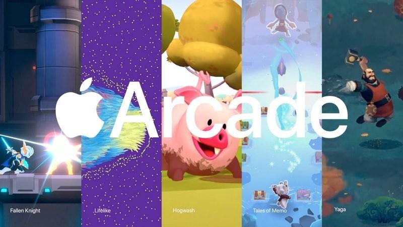 Ακόμη 5 νέα παιχνίδια διαθέσιμα στο Apple Arcade, τα 3 από αυτά και για Mac