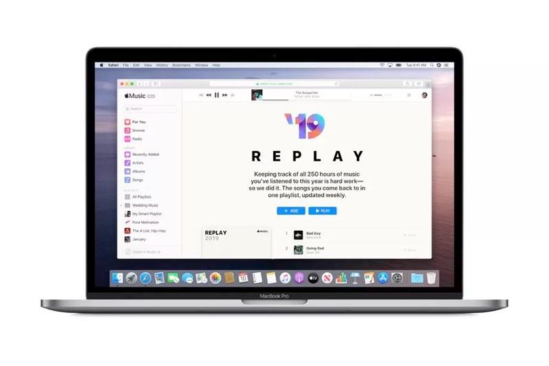 Apple Music Replay: Η νέα λειτουργία σου δείχνει τι άκουσες περισσότερο μέσα στη χρονιά