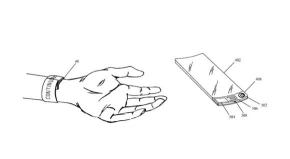 Νέα πατέντα της Apple δίνει μια πρώτη ιδέα για το περιβόητο iWatch