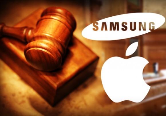 #PatentWar Η Samsung καλείται να αποζημιώσει την Apple με  $539 εκατ.