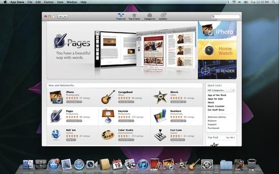 To Mac App Store δέχεται εφαρμογές
