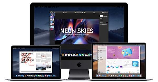 macOS Mojave: Πρώτη επίσημη παρουσίαση