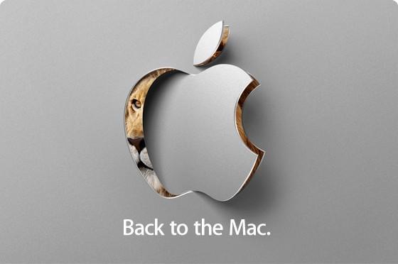 """Η Apple ανακοινώνει """"Back to the Mac."""" event"""