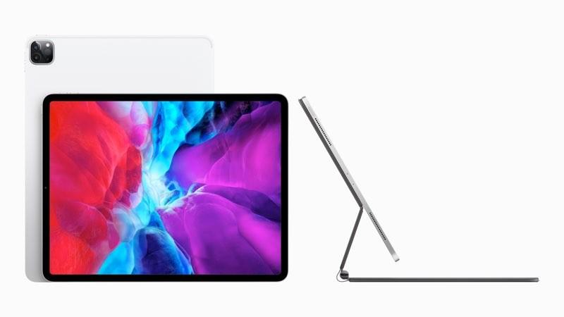 iPad Pro: Νέα έκδοση με A12Z Bionic, LiDAR scanner και ultrawide κάμερα