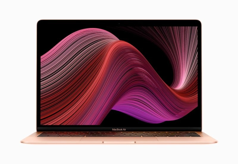 Νέο MacBook Air με Intel Core 10ης γενιάς και Magic Keyboard από $999