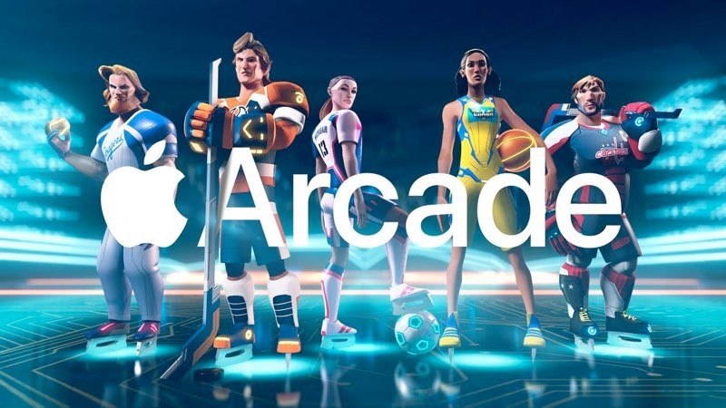 Ultimate Rivals: The Rink, το πρωτοποριακό sports game για το Apple Arcade
