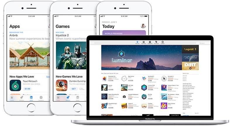 Η Apple ανοίγει τις universal apps μεταξύ macOS και iOS!