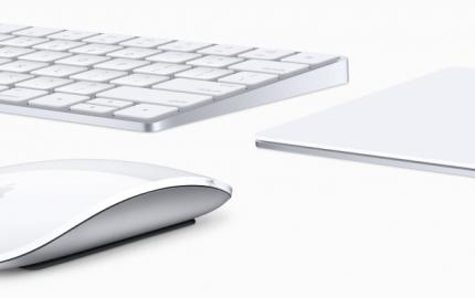 Magic Keyboard, Magic Mouse 2 και Magic Trackpad 2