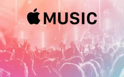 Apple Music: 11 εκατ. χρήστες κατα τον πρώτο μήνα της δοκιμαστικής περιόδου