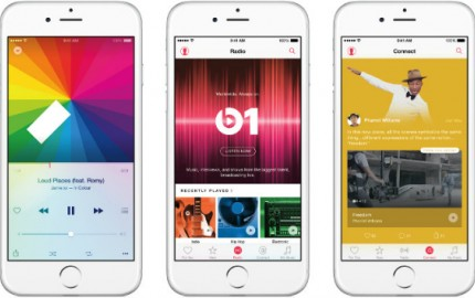 Apple Music: Επίσημα η νέα μουσική υπηρεσία της Apple