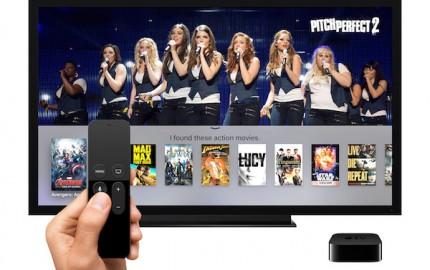 Χρήση του Siri στο Apple TV 4ης γενιάς μέσω του Siri Remote