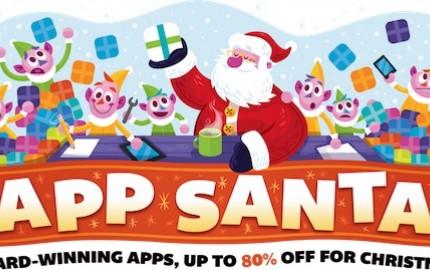 App Santa: Κορυφαίες εφαρμογές για iOS και Mac σε εκπτώσεις που φτάνουν το -80%