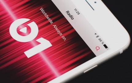 Επαναλήψεις του Beats 1 στο Apple Music Connect