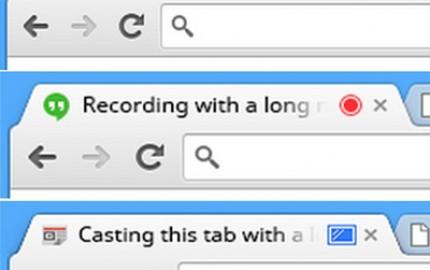 Google Chrome 32: Διαθέσιμη η τελική έκδοση με ειδοποιήσεις για ενεργά tabs (videos, ήχοι κλπ.)