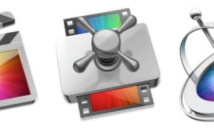 Αναβαθμίσεις σε Final Cut Pro, Compressor και Motion στο Mac App Store