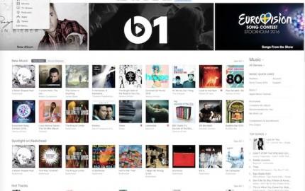 iTunes 12.4 και OS X El Capitan 10.11.5