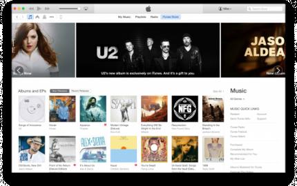 iTunes 11.3 με HD iTunes Extras για Mac και Apple TV