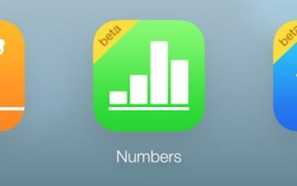 Αναβάθμιση στο iWork για iCloud με νέες λειτουργίες