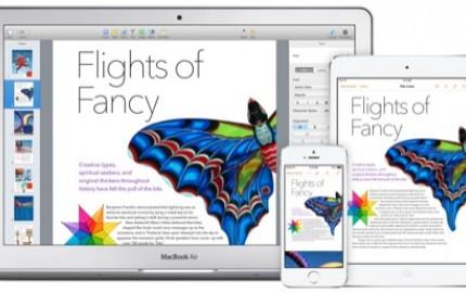 Αναβάθμιση στο iWork για Mac και iCloud με νέες λειτουργίες και διορθώσεις