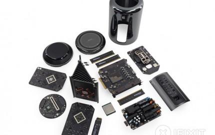 To teardown του νέου Mac Pro από το iFixit: εύκολη η επισκευή και η αναβάθμισή του