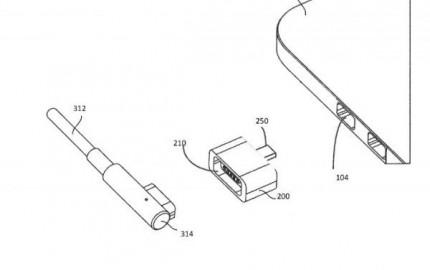 Νέα πατέντα της Apple για MagSafe-to-USB-C αντάπτορα