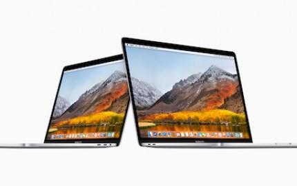 Νέα MacBook Pro (2018): 8ης γενιάς Intel Core επεξεργαστές, μέχρι 32GB DDR4 RAM και 4TB SSD