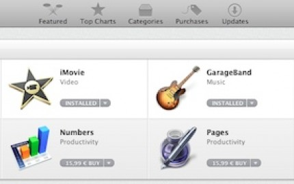 Mac App Store vs Apple Store Prices