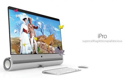 iPro, αν η Apple συνδύαζε τα Mac Pro και iMac [Concept]