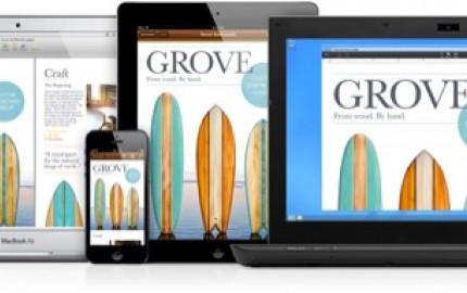 Αναβαθμίσεις σε iMovie και iWork για Mac