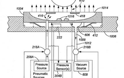 Πληκτρολόγιο με αισθητήρα απόστασης και ανάδραση σε πατέντα της Apple