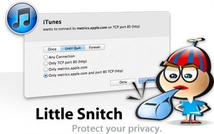 MacUpdate Promo: Διαθέσιμο το Little Snitch με έκπτωση 50%