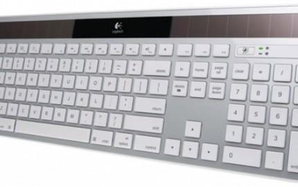 Το νέο ασύρματο πληκτρολόγιο της Logitech για Mac ξεφορτώνεται τις μπαταρίες!