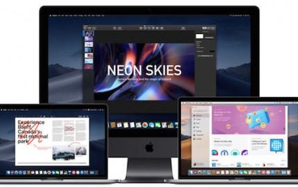 macOS Mojave: Διαθέσιμο για εγκατάσταση