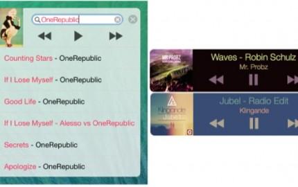 MiniPlayer για Mac