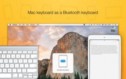 Typeeto: Χρησιμοποιήστε το πληκτρολόγιο του Mac με το iPhone, το iPad, το Apple TV αλλά και άλλες συσκευές!