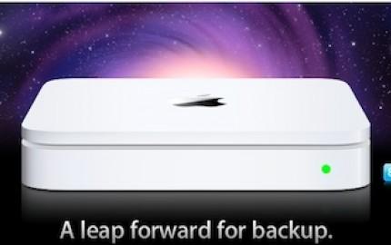 Time Capsule σε εκδόσεις των 2TB και 3TB