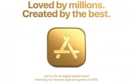 Apple Event στις 2 Δεκεμβρίου για να τιμήσει εφαρμογές και παιχνίδια