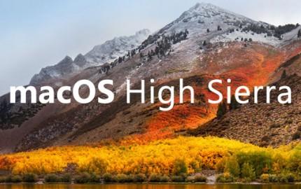 macOS High Sierra 10.13.2: Αναβάθμιση με σημαντικές διορθώσεις ασφαλείας (Spectre)