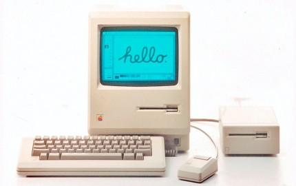 Σαν σήμερα πριν από 36 χρόνια, ο Steve Jobs παρουσίασε το πρώτο Macintosh!