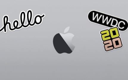 WWDC 2020: Θα πραγματοποιηθεί, αλλά σε ψηφιακή μορφή