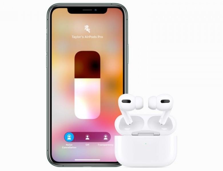 Αυτά είναι τα νέα Apple AirPods Pro με τεχνολογία ακύρωσης θορύβου